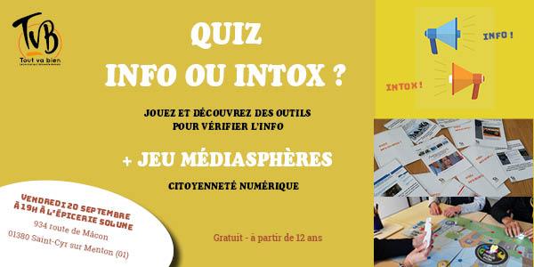Bannière FB Quiz info intox