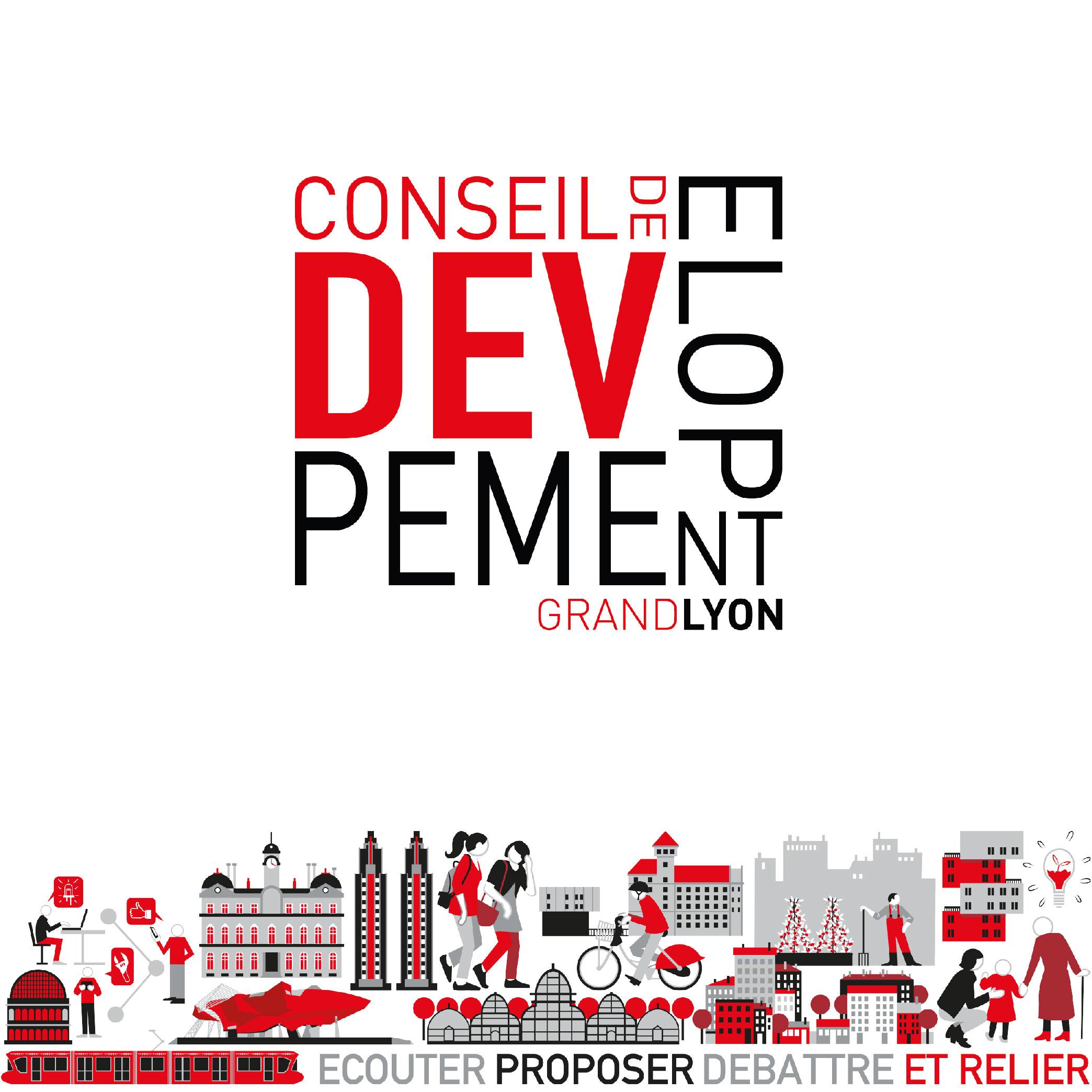 Le Conseil de Développement du Grand Lyon